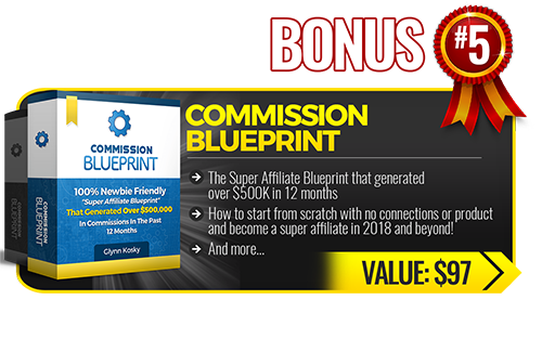 Commission Blueprint Formula