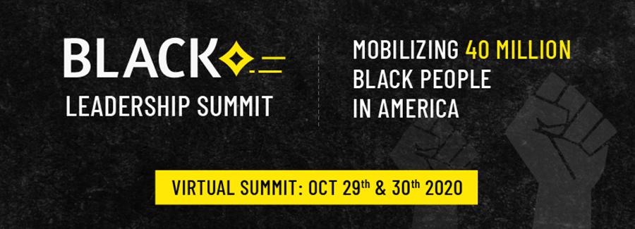 Black Leadership Summit - Virtual Black Leadership Summit ...